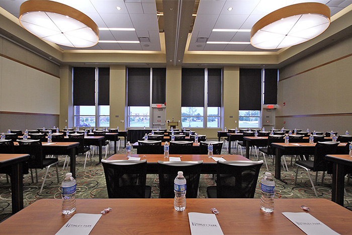 Tinley Park Convention Center Business/Corporate classroom