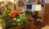 Holiday Inn, Tinley Park IL lobby