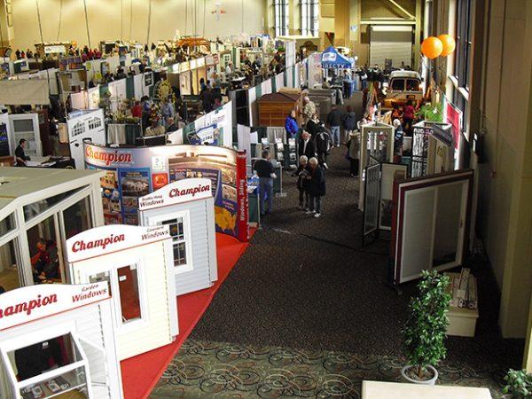 Tinley Park Convention Center - trade show events